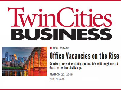 Office Vacancies on the Rise
